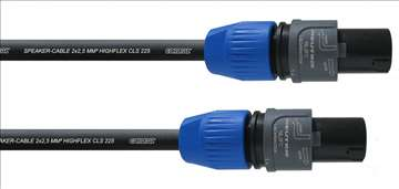 Cordial CPL 3 LL  Speaker cable 3m