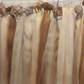Prirodna kosa i nadogradnja kose