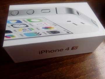 Apple Iphone 4s 8GB, novo