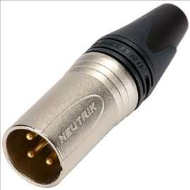Neutrik XLR cable connector NC3MXX