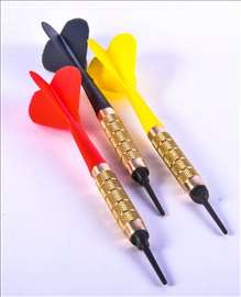 Strelice za pikado 6mm,5mm (3kom), novo