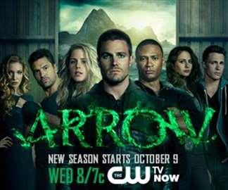 Serija Arrow - Strela