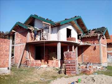 Zidanje kuća