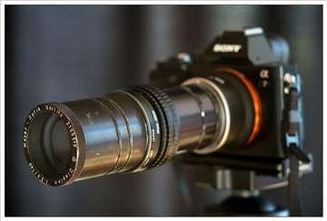 Diaplan 3.5/140 Mayer-Optik Gorlitz