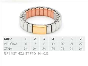 Prsten sa magnetima ENERGETIX