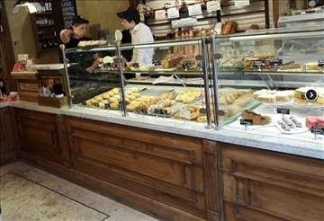 Tople vitrine za pekare - Frigo Žika