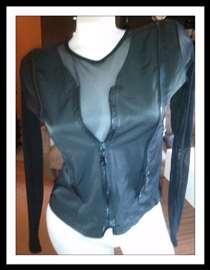Majica,bluza,kosulja dugih rukava,kao jakna sl.11