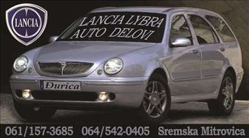 Lancia Lybra JTD Ostala Oprema