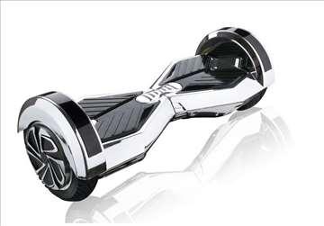 """Hoverboard srebrni- električni skuter 8"""""""