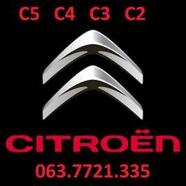Citrooen c5 C4 C3 C2 polovni orginalni delovi