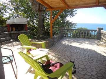 Crna Gora, Dobre Vode, kuća za odmor