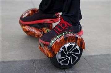 """Hoverboard vatreni - električni skuter 8"""""""