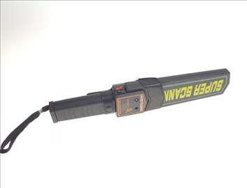 Metal detektor - novo