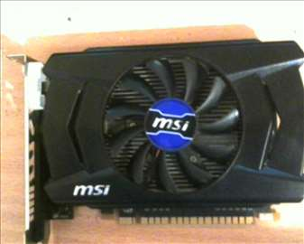 MSI  GeForce GTX 750Ti 2GB GDDR5 N750Ti-2GD5/OC
