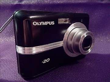 *** OLYMPUS X-20*** FOTOAPARAT