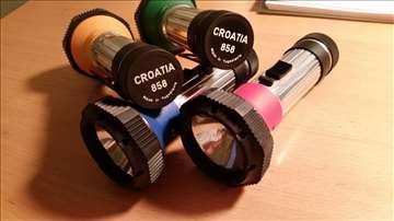 Baterijske lampe Croatia 815 i 858