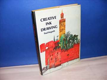 Creative Ink Drawing by Paul Hogarth