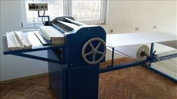 """Mašina za složivi toalet papir """"V"""" falc -rol-700mm"""