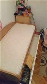 Nov krevet sa dušekom