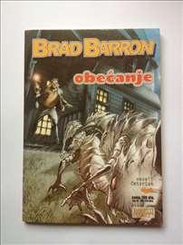 Strip Brad Barron br. 8. Obećanje