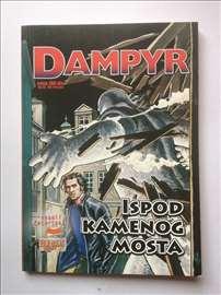 Strip Dampyr br. 5. Ispod kamenog mosta
