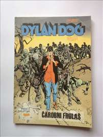 Strip Dylan Dog br. 1. Čarobni frulaš