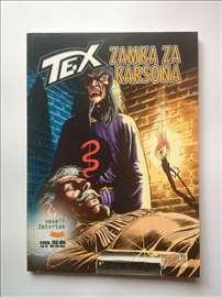 Strip Tex br. 2. Zamka za Karsona