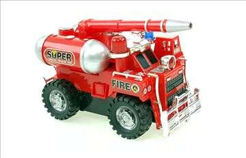 Fire Control RC Vatrogasni Kamion na daljinski
