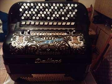 Harmonika Dallape organtone