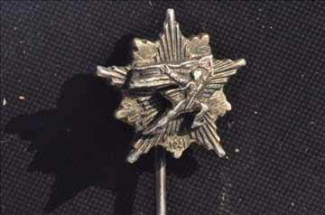 Jugoslavija, minijatura partizanske spomenice 1941
