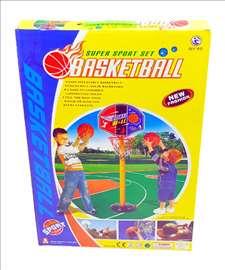 Koš za male košarkaše -Model SportGame 115cm