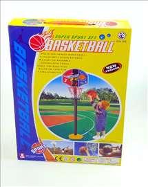 Koš za male košarkaše -Model SportGame 140cm