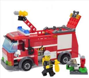 LEGO set Fire Fight - NOVO