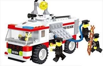 LEGO set Vatrogasna Brigada - NOVO
