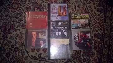 Lot 10 Muzički CD Kuba itd.