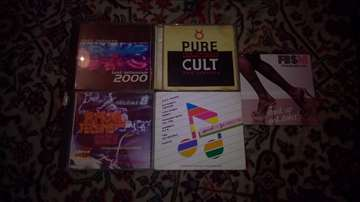Lot 8 Muzički CD