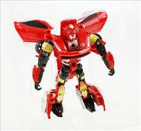 Metalni Transformers - ROBOT AUTO