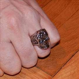 Prsten lobanja M2, 11 (USA)