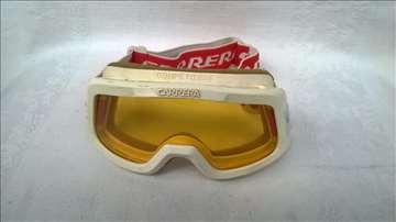 Ski naočare  decije Carrera, staklo izgrebano