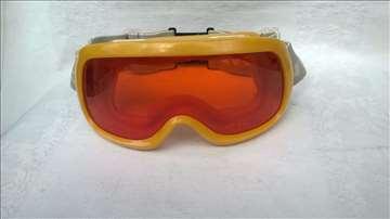 Ski naočare G line/Uvex lastis  , staklo malo izgr