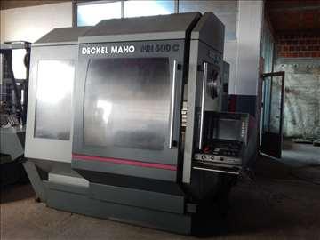 Glodalica za obradu metala - Dekel Maho MH 600 C