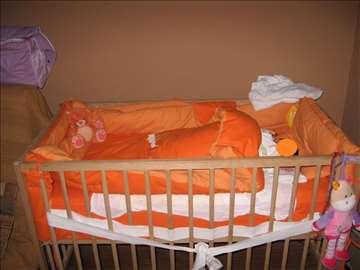 Ikea krevetac