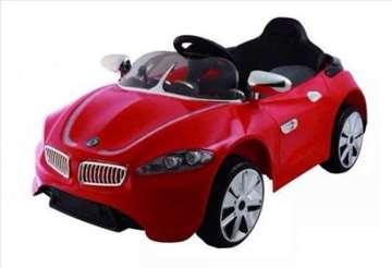 Auto na akumulator za decu - BMW Dzip - Crveni