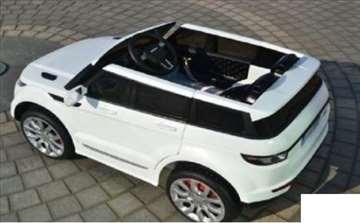 Auto na akumulator za decu - Range Rover