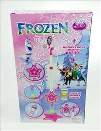 Frozen Mikrofon za male pevacice M3