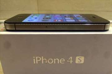 Iphone 4s Black Sim Free Kao Nov