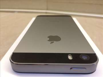 Iphone 5s Space Gray, kao nov