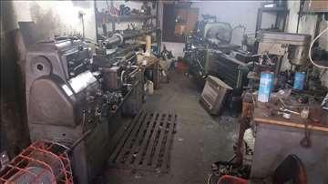 Metalostrugarske usluge