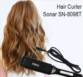 Pegla za kosu - talasasti efekat SONAR SN-8098