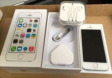 Apple iPhone 5s sliver 16gb